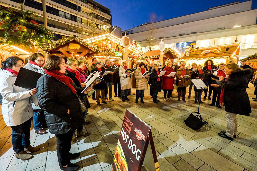 Recklinghausen singt zum Advent