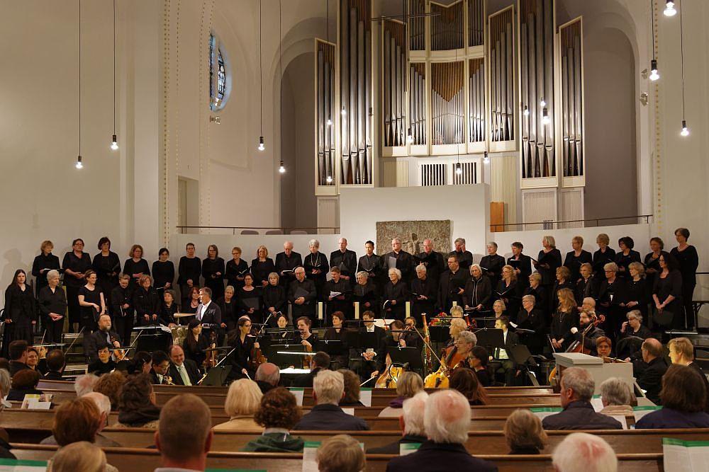 Konzert in der Christuskirche