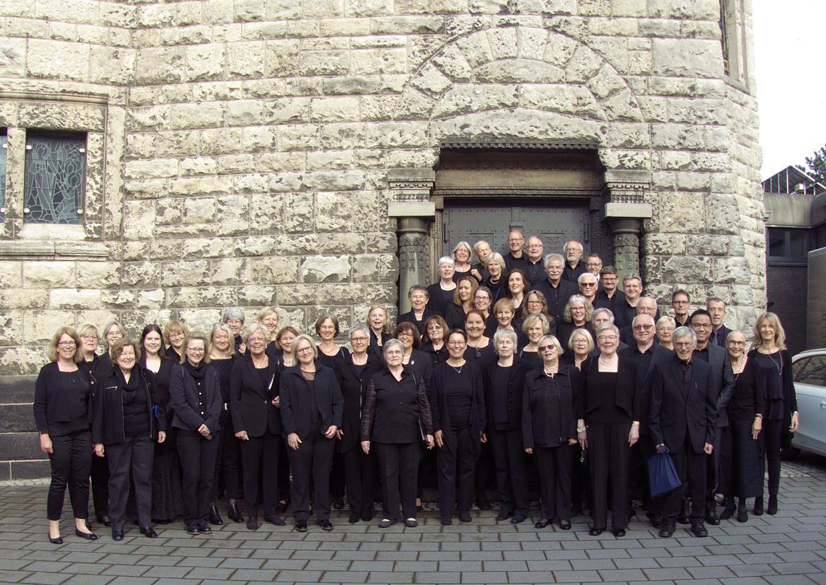Der Städtische Chor ist gerührt über eine ungewöhnliche Spendenaktion nach dem Tod einer ehemaligen Sängerin.