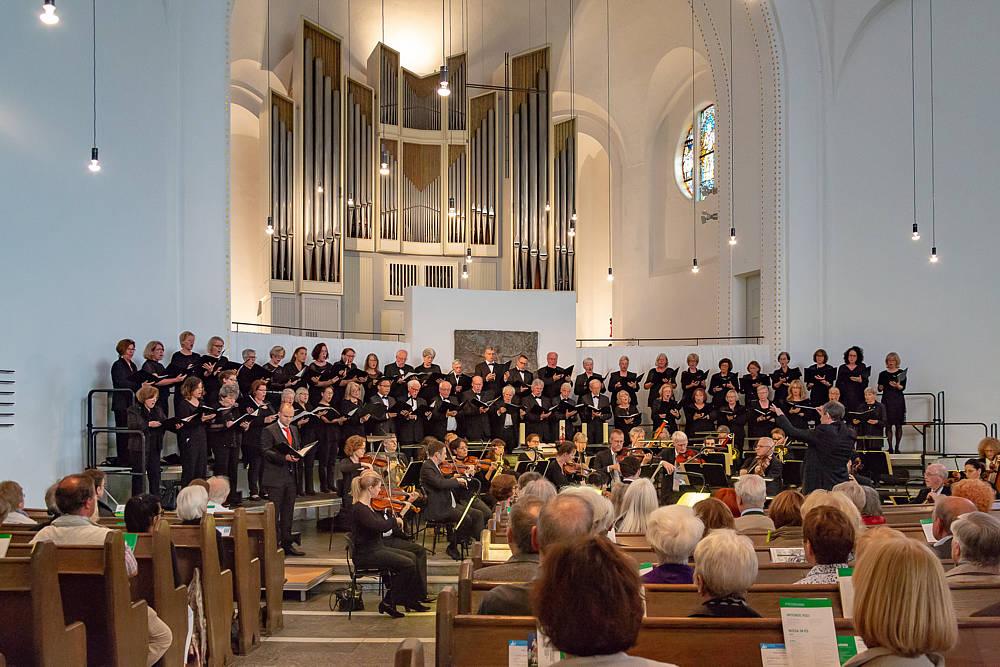 Konzert am Samstag, 23. Juni 2018 in der Christuskirche Recklinghausen