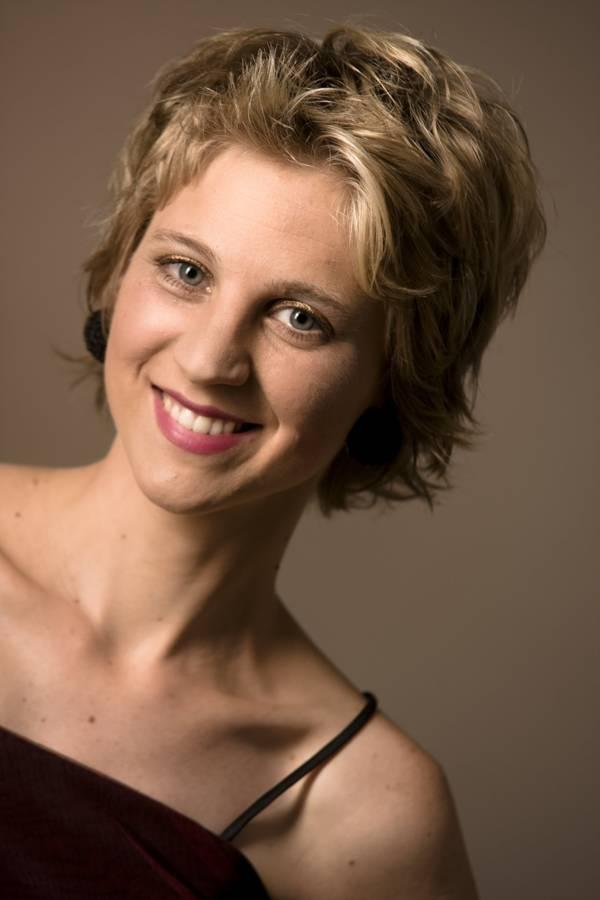 Stimmbildnerin Evelyn Ziegler