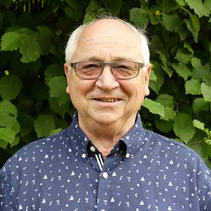 2. Vorsitzender und Pressesprecher Werner Münchenberg